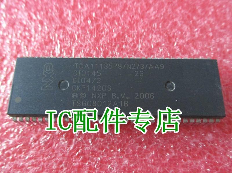 [二手拆機][含稅]晶片 TDA11135PS/N2/3/AA9=CKP1420S 【測試拆機好七天包退換】