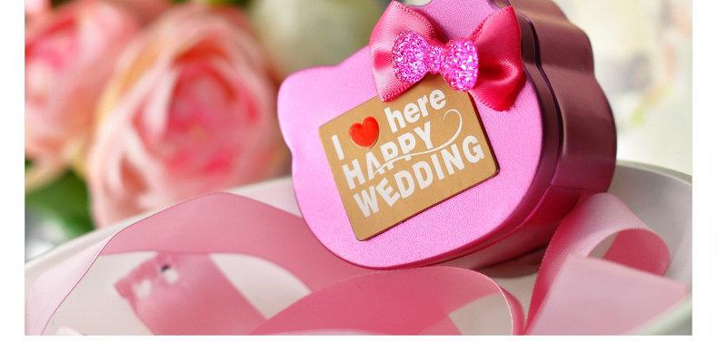 婚禮小物or kitty喜糖盒