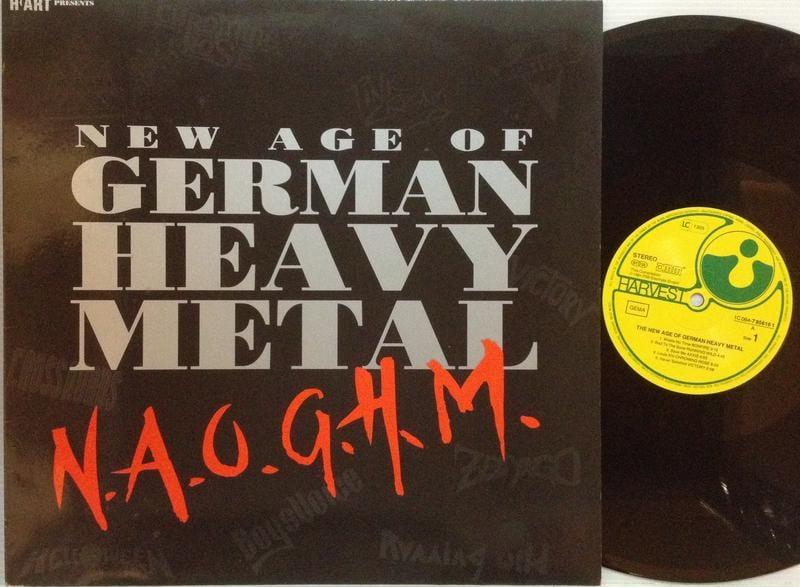 先行一車/金屬/The New Age of German Heavy Metal