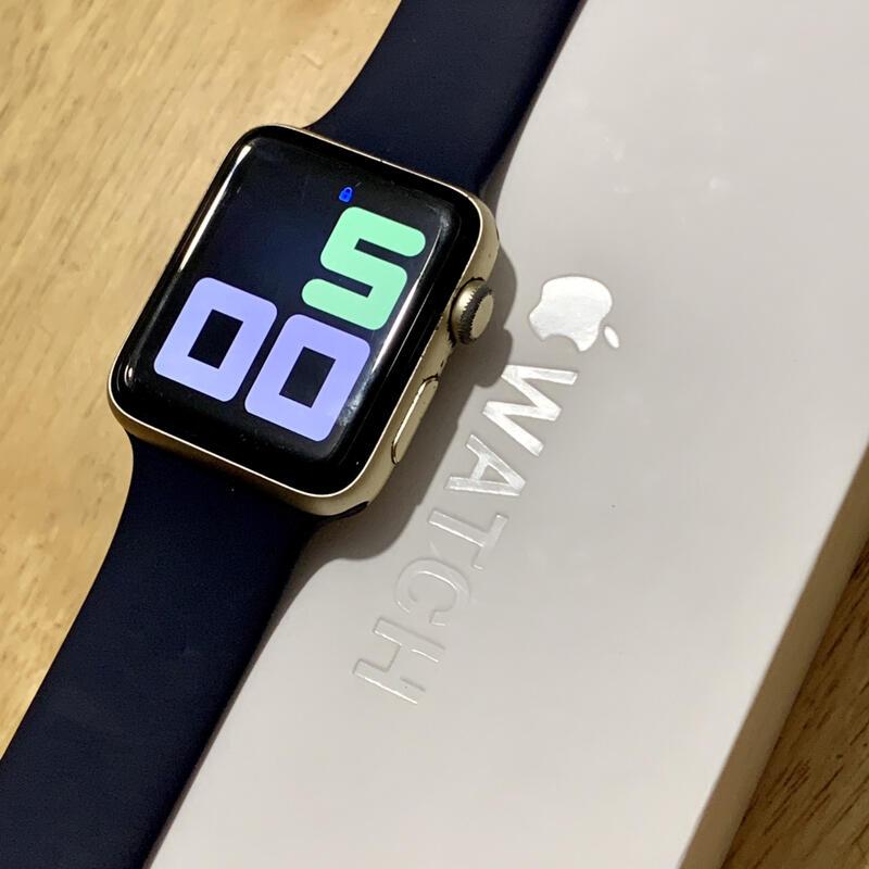 二手良品 6成新附盒Apple Watch 2 代 42mm