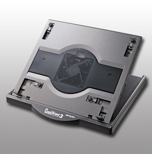 新莊八德《含稅附發票 台灣製造》JetArt 捷藝 NC6000 CoolStand3  多段角度 筆電 散熱器 散熱座