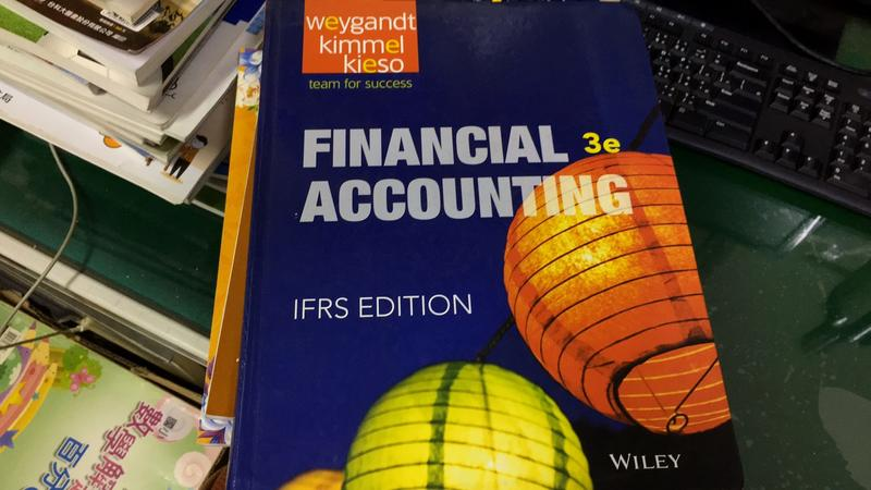 9781118978085 Financial Accounting 3/E 微劃記 L42