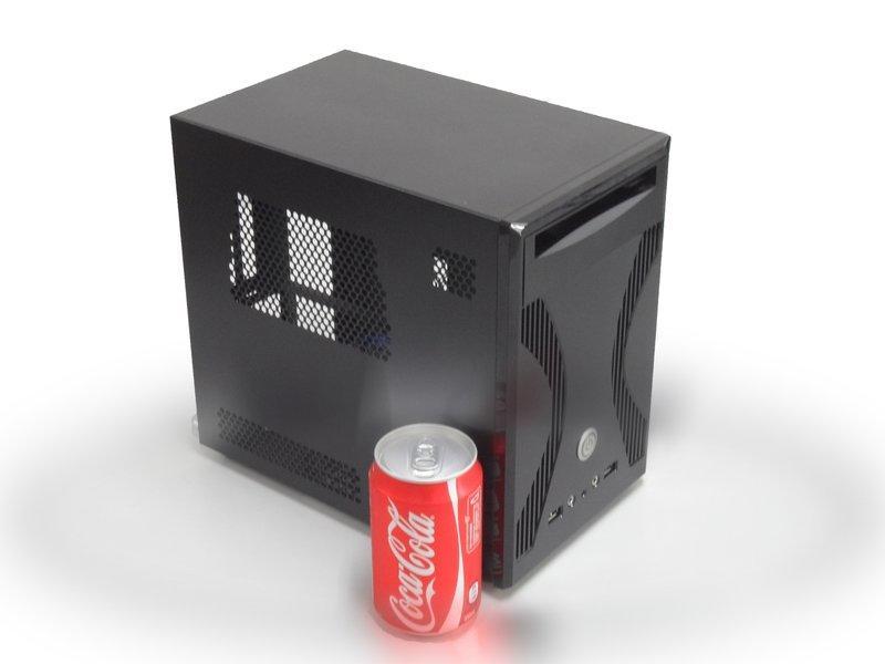 【立熱 L-first】Mini-ITX 機殼+電供TFX-450W