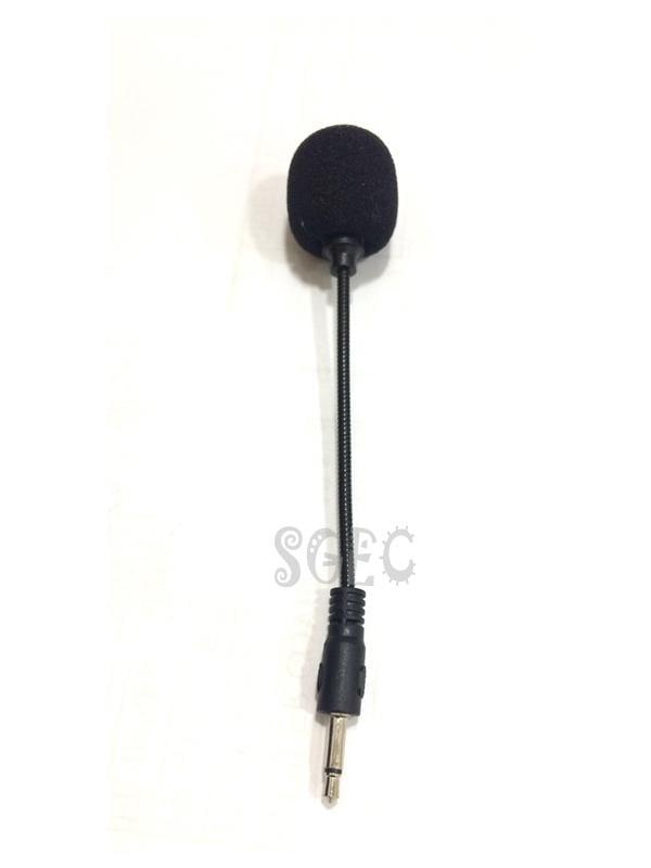 視紀音響 CAROL MUD-807 3.5mm 軟管式 麥克風 手機 筆電  搭配 BTM-210C 無線藍芽麥克風用