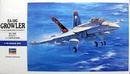 HASEGAWA 1/72 美國EA-18G咆哮者電子戰鬥機 貨號:E038