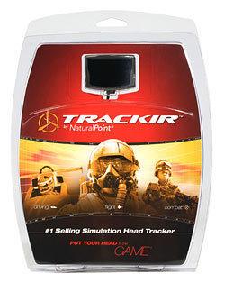 附中文說明專業頭戴追蹤器TrackIR 5 Pro + TrackClip PRO For FSX,X-Plane
