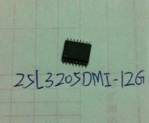 [二手拆機][含稅]25L3205DMI【16腳貼片】 液晶電視記憶體晶片