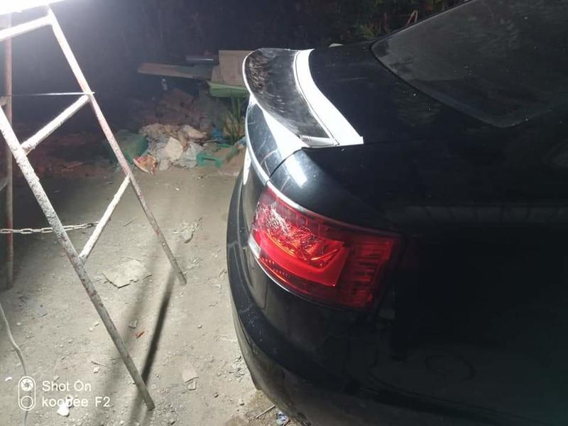 任何車款皆可訂製 造型 鴨尾翼 定風翼  空力套件 Audi a6 c6 a5 a4 Lexus gs350 gs300