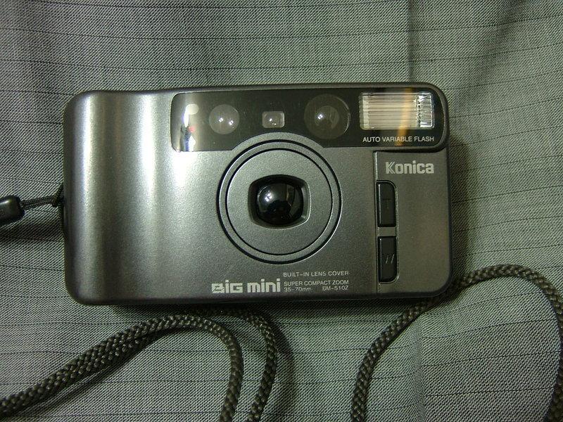 Konica  BiG mini 35-70mm BM-510Z 相機