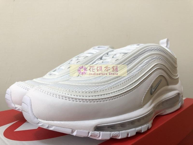 low priced 78299 5da30 花媽NIKE AIR MAX 97 OG QS 921826-101 白子彈全白男女