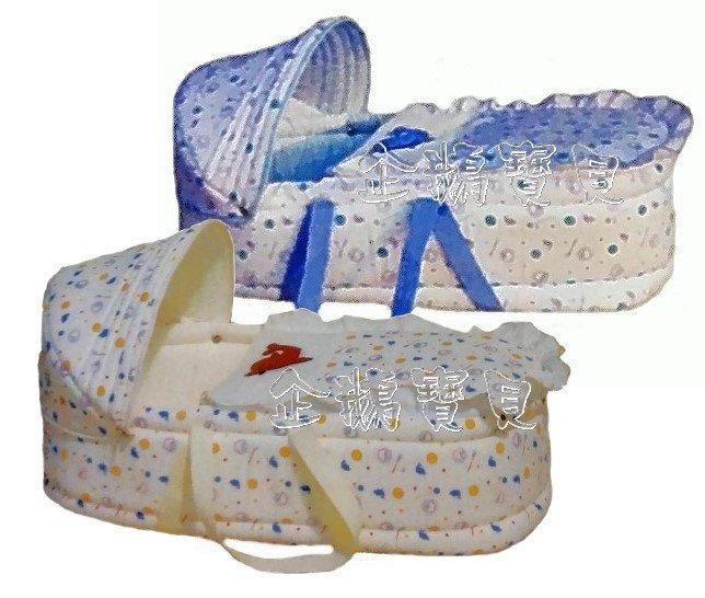@我嘉寶貝@小海豚初生嬰兒手提睡籃.可當睡箱/外出提籃 *台灣製*