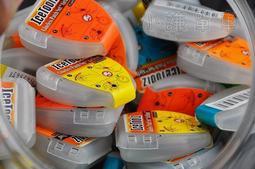 【小謙單車】全新 ICETOOLZ 免膠水隨車補胎片組,一盒六片補胎片 + 一片砂紙
