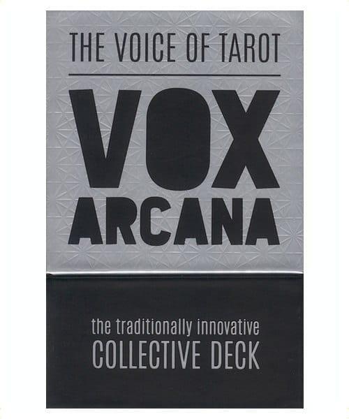 825【佛化人生】現貨 正版 塔羅之聲 The Voice Of Tarot Vox Arcana Boxed