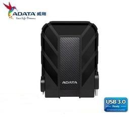 《SUNLINK》ADATA威剛 Durable HD710Pro 4TB黑USB3.1 2.5吋軍規防水防震行動硬碟