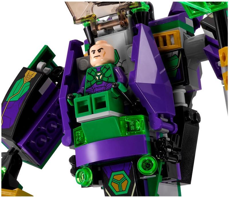 [熊樂家]全新LEGO 樂高 76097 超級英雄系列 正義聯盟 雷克斯路瑟的機甲強襲