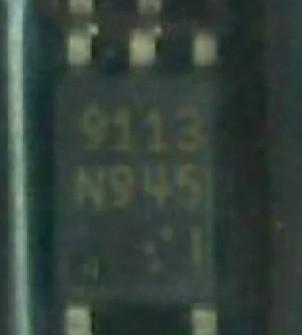 [二手拆機][含稅]光耦 PS9113 9113 貼片SOP5