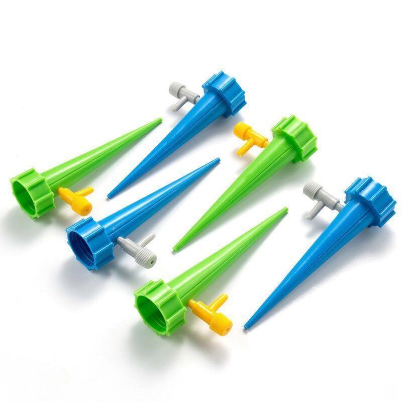 出差自動澆花器懶人神器滴水器盆栽滴灌可調滲水器家用養花澆水器