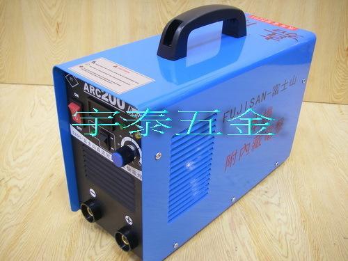 YT(宇泰五金)台灣製高品質(富士山)T895變頻式電焊機200A/變頻電焊機/內建防電擊裝置/ARC200/特價中