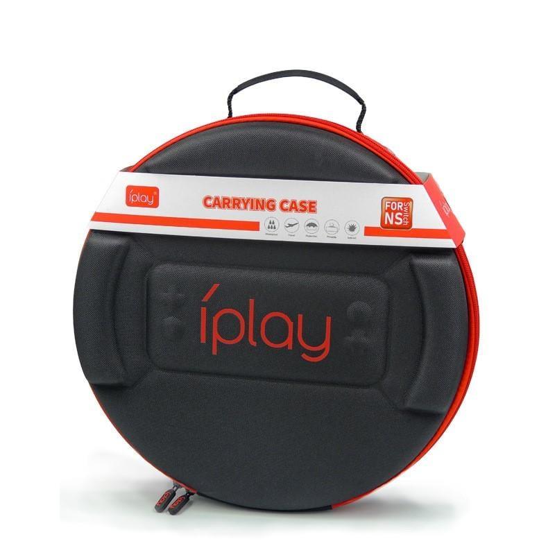 【歐賣小舖】現貨 IPLAY NS Ring Fit  健身環專用收納包 可收納健身環  主機 卡帶