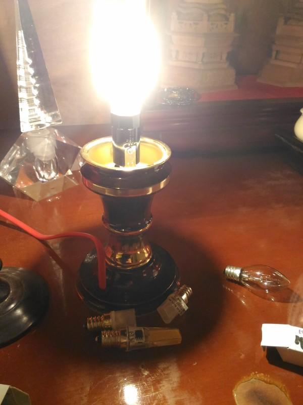 150元 E12 E14 E17 LED 7W 層板燈 佛燈 AC 110V