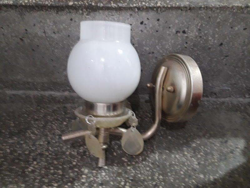懷舊古早味壁燈