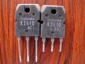 [二手拆機][含稅]K2610 2SK2610 900V 5A 125W進口拆機 測好拆機發貨