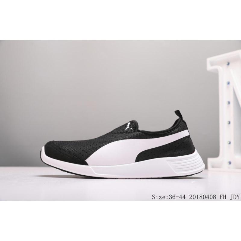 新款 Puma彪马男鞋轻便网面透气一脚穿懒人运动休闲鞋板鞋