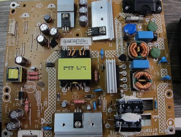 BENQ明基LED液晶電視43RH6500電源板TPV715G6934-P01-000-002H NO.2595
