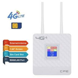 【送轉卡】4G LTE SIM卡 無線路由器 CPE903 WIFI分享器行動網卡 另售中興華為b310 B311