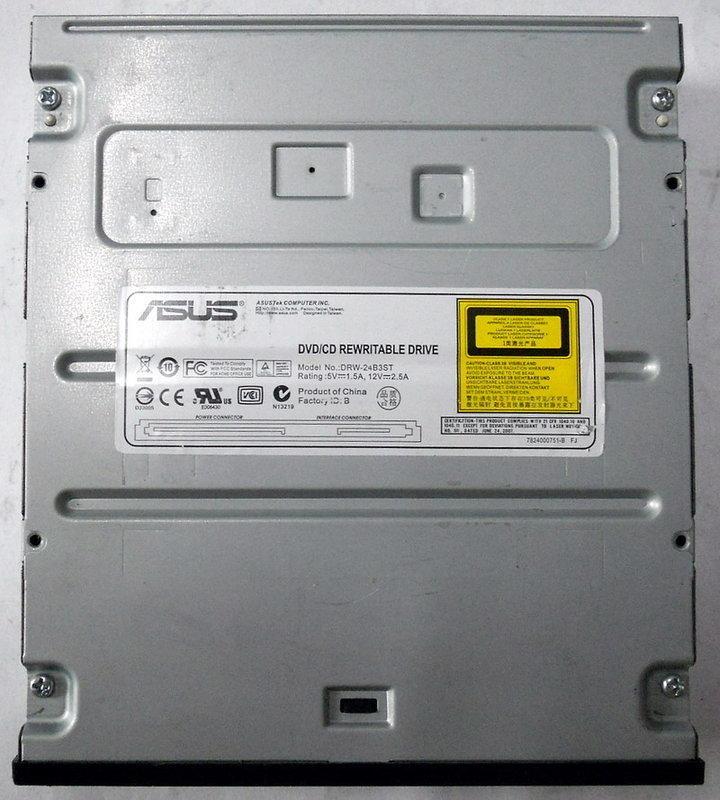 55元 華碩 DRW-24B1ST 24B3ST 24D1ST  24x DVD燒錄機 SATA介面