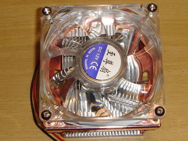 售至尊扇xp 2800(銅底8*8風扇)(3000轉)K7專用