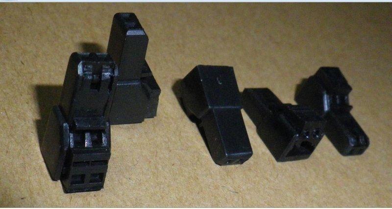 東訊總機配件包大清倉SD-616a /DX-616A/SD616/DX616總機接頭 2213DE接頭 1包12顆