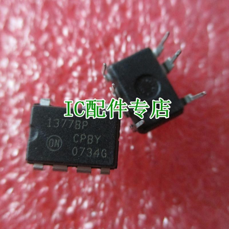 [二手拆機][含稅]NCP1377P=NCP1377BP 開關電源控制晶片 直插封裝
