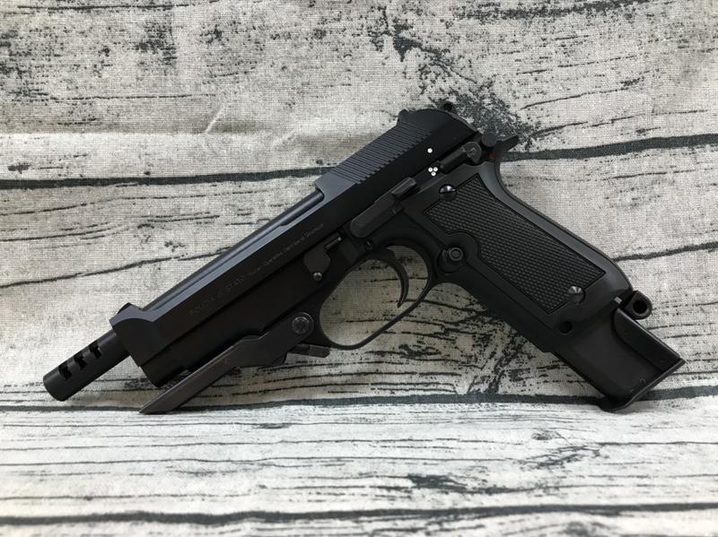 《GTS》KSC/KWA M93R2 全金屬 瓦斯槍 (可單發/連發/點三發) 免運費