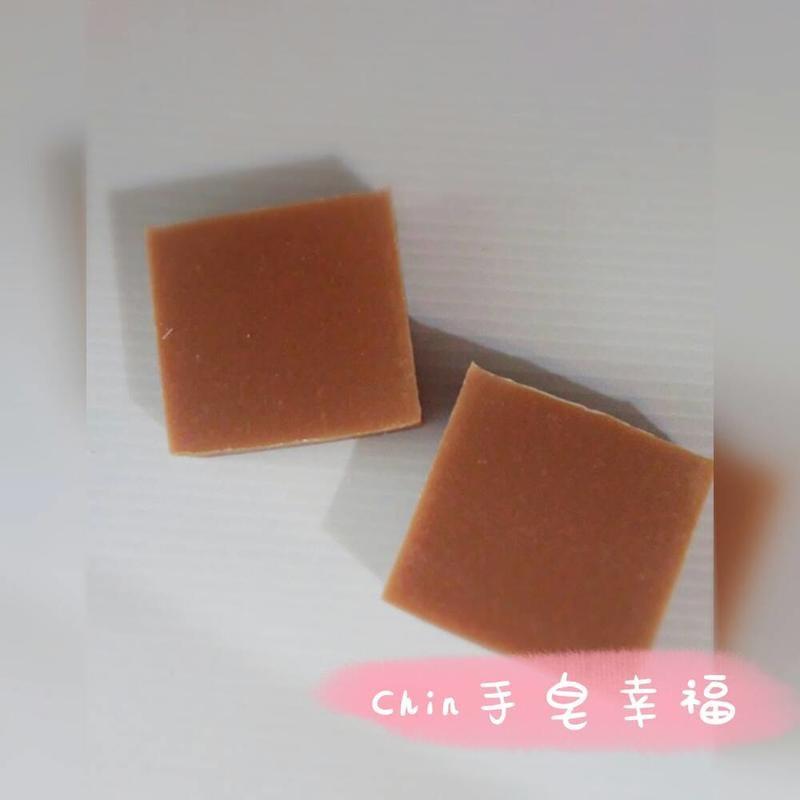 Chin手皂幸福(手工皂)-蔓越莓蜂蜜可可皂