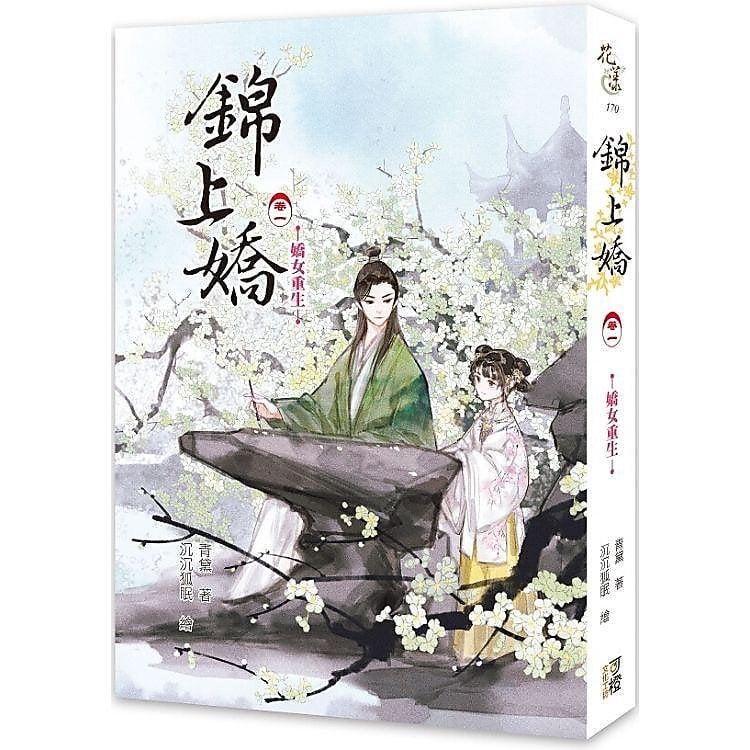 文藝《錦上嬌 1 (沉沉狐眠) 可橙》2019-12-4