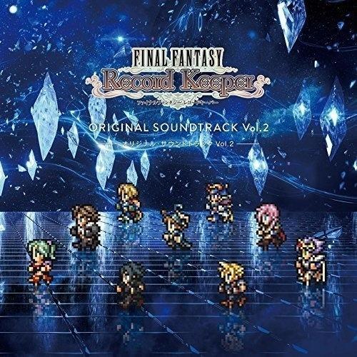 【CD代購 無現貨】「FINAL FANTASY Record Keeper」最終幻想 太空戰士 OST 原聲帶