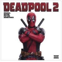【內附數位下載碼】Deadpool 2 電影原聲帶 / 死侍2 (LP黑膠唱片) ,進口全新108/3/22發行