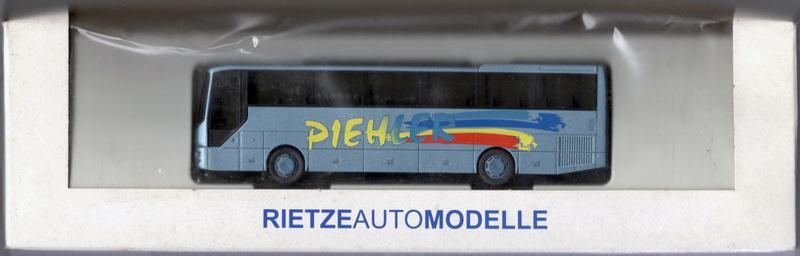 HO 1/87 Rietze 63533 MAN A 03 Lion's Star Reisebus Phieler T