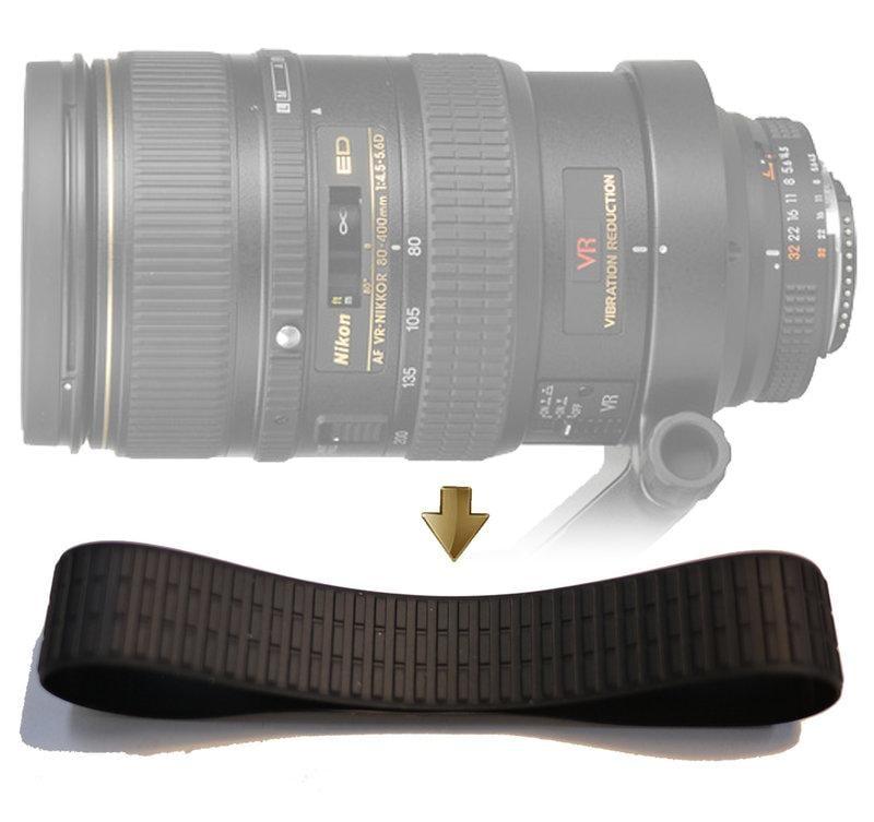 【NRC】Zoom Rubber Ring Nikon 80-400mm F4.5-5.6D VR 變焦環