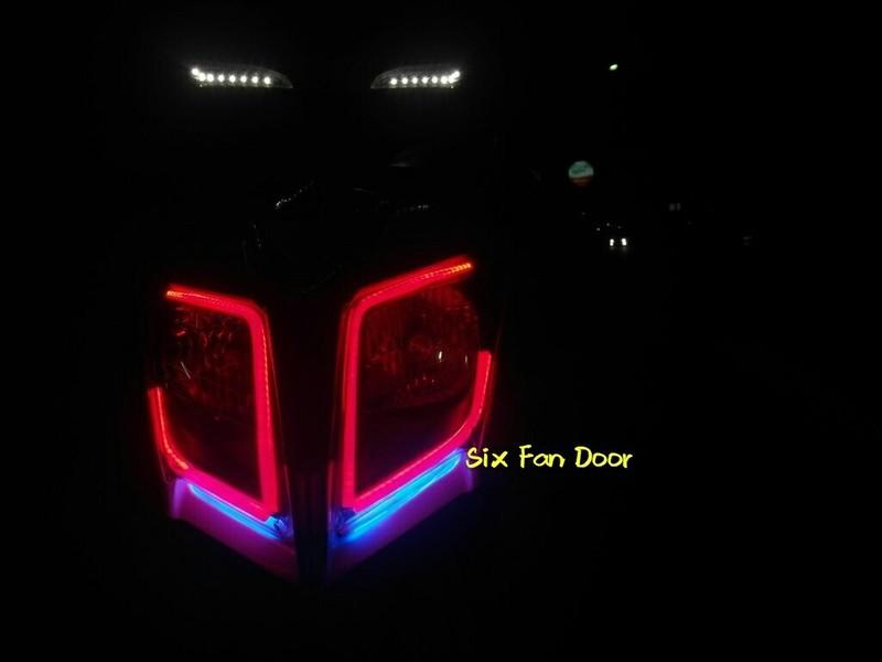『六扇門』請先私訊 JETS 導光 造型大燈 光導 LED 燈條 非 八劍 魅眼