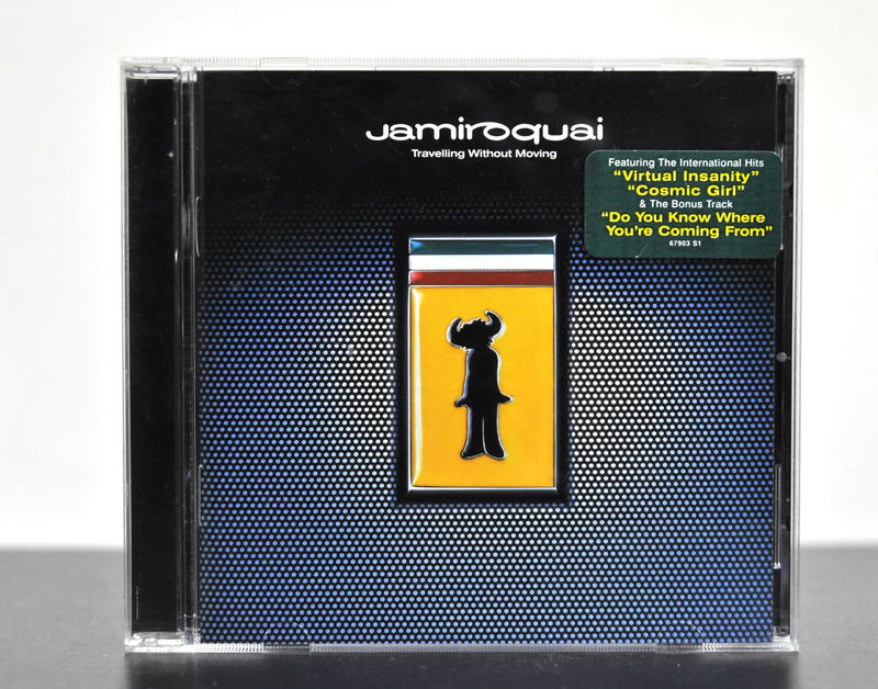 Jamiroquai [Travelling Without Moving] CD