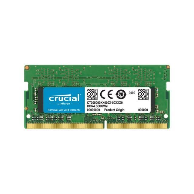 【 Crucial 美光 】DDR4 2666 8G 16G 32G RAM NB用記憶體 筆記型電腦記憶體