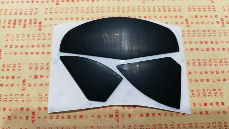 @環保鼠@ 賽睿 SteelSeries RIVAL 500 滑鼠腳 鼠貼 鐵氟龍 維修