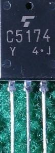 [二手拆機][含稅]拆機二手原裝 C5174 2SC5174 品質保證