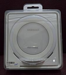 Samsung三星無線快充立式QI盤 白色 二手