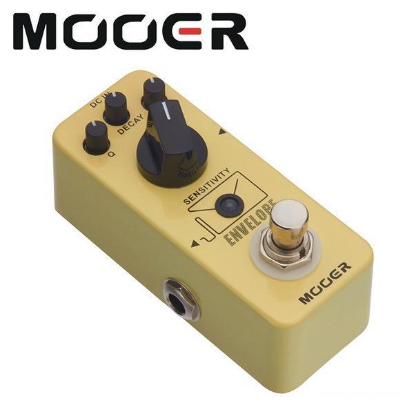 ☆唐尼樂器︵☆ Mooer Envelope Analog Auto Wah 類比自動哇哇 電吉他 Bass 效果器