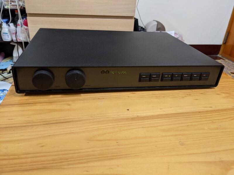 [阿彰二手] 120V 台灣電壓可上 英國製 NAIM NAIT 3 NAIT3 綜合擴大機 功能完整正常 音樂性一流