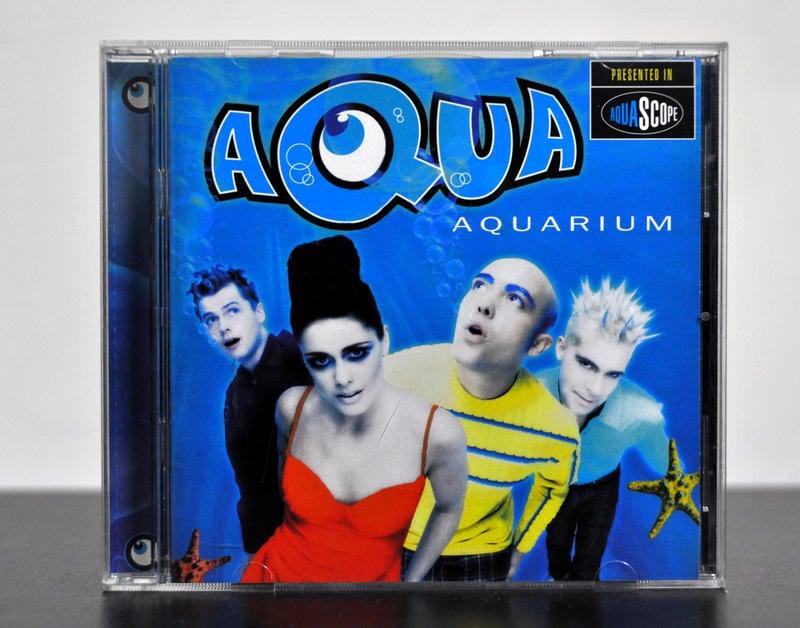 Aqua [Aquarium] CD