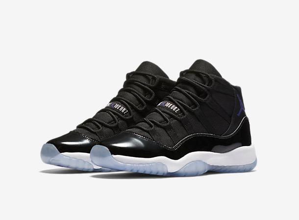 sports shoes 33b98 66cd9 Air Jordan 11 GS Space Jam 大灌籃378038-003